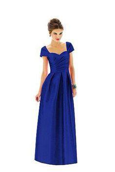 Cobalto dress