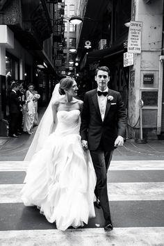Beautiful Bride. Handsome groom.