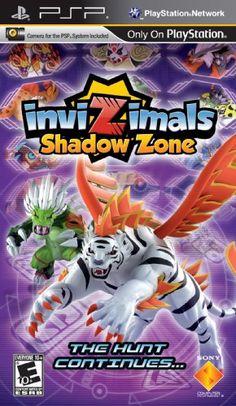 Invizimals 2: Shadow Zone - Sony PSP - http://battlefield4ps4.com/invizimals-2-shadow-zone-sony-psp/