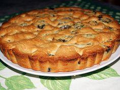 Gâteau sablé aux pruneaux - Recette de cuisine Marmiton : une recette