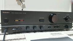 Technics SU-V460 Stereo Integrated Amplifier | eBay