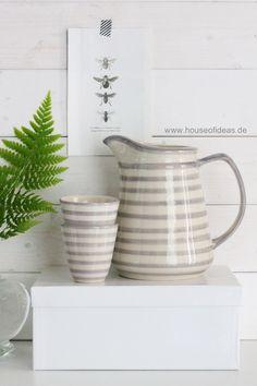 Italia cup /Espresso Tasse Bunzlauer Keramik grau
