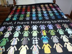 nothing to wear quilt