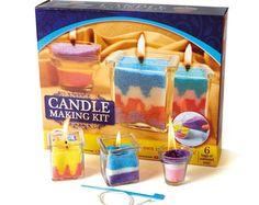 Candle Making Kit £10