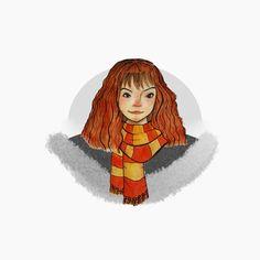 Hemione Granger by KusumaDewiDevArt.deviantart.com on @DeviantArt