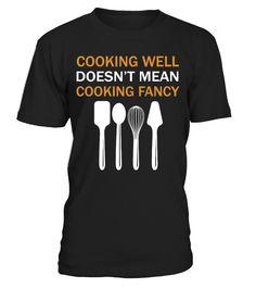 cooking fancy T-Shirt