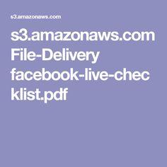 s3.amazonaws.com File-Delivery facebook-live-checklist.pdf