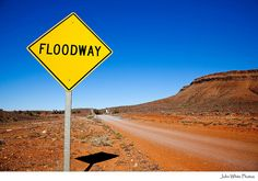 Outback floodway