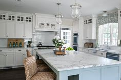 Sherry Hart Designs – Atlanta Interior Designer... Everything about this, but especially the curtains.