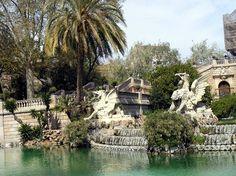 5 Wicked Parks in Barcelona