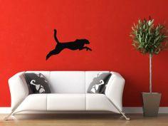 Wall Vinyl Decal Sticker Art Design Wild Cat Panther Puma Animal Room Nice Picture Decor Hall Wall Chu647 Thumbs up decals http://www.amazon.com/dp/B00J9R2KNK/ref=cm_sw_r_pi_dp_wzSItb1DJWM8DR4X