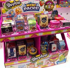 Shopkins Game, Shopkins Season, Frozen Gift Bags, Num Noms Toys, Shoppies Dolls, Moose Toys, Toy Packaging, Barbie Family, Baby Doll Accessories