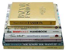 Sete livros levinhos pra quem curte moda | http://alegarattoni.com.br/sete-livros-levinhos-pra-quem-curte-moda/