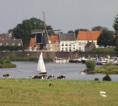 Heusden, Noord Brabant, Nederland