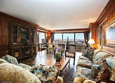The loft was built in 1983 and features stunning views of the Empire State Building, the C...