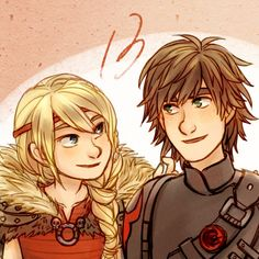 """—————— """"You should braid them."""" """"Leave them alone."""" Well, I promised to draw Hiccstrid for DAY Hope you like it. Dreamworks Dragons, Disney And Dreamworks, Got Dragons, Hiccup And Astrid, Httyd 3, Dragon Rider, How To Train Your Dragon, Editing Pictures, Best Couple"""