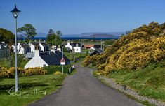 Duirinish Village in Scotland's Highlands