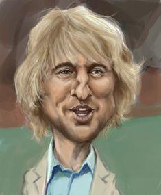 Funny Celebrities Caricatures | 92pixels