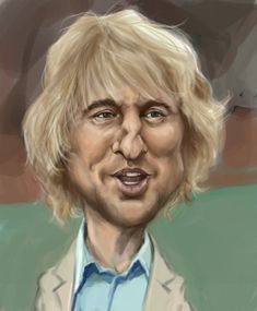 Funny Celebrities Caricatures