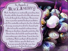 AMETHYST, black, wicca, book of shadows, clairvoyance, psychic, intuition, spiritual, third eye, awakening, witch, purple, magick, crystals, about, wisdom, enlightenment, 6th chakra, shadow work,spiritual, inspiration, white magick https://www.facebook.com/TheWhiteWitchParlour