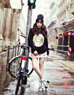 [韓潮誌] Vouge Girl Feb14 X 少女時代 Yuri & Tiffany