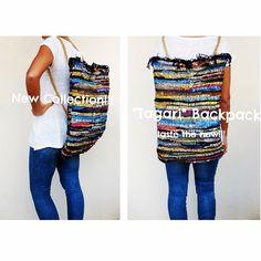 ΝΕΟ SITE...ΝΕΑ ΣΥΛΛΟΓΗ!!!ΗΡΘΕ Η ΩΡΑ ΝΑ ΔΕΙΤΕ ΟΛΑ ΤΑ ΚΑΙΝΟΥΡΓΙΑ!!!! Drawstring Backpack, Leather Backpack, Crochet Top, Backpacks, Bags, Collection, Women, Fashion, Handbags