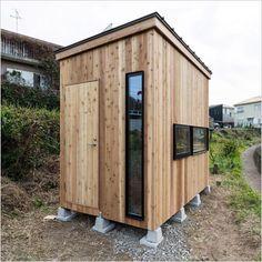 Tiny houses are back and more versatile than ever with Yadokari and Enjoyworks' SkeletonHuts!   RocketNews24
