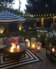 Outdoor spaces: crazy chic designs