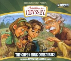 Adventures in Odyssey: lessons in character