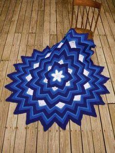 art: blankets crochet