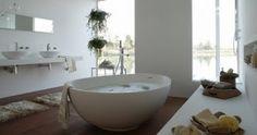ideias decoração & Mobiliário | Casa de banho moderna agradável