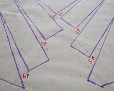 Pattern Magic Bamboo - Direction and order of folds Sewing Class, Love Sewing, Origami Patterns, Sewing Patterns, Pattern Cutting, Pattern Making, Origami Techniques, Tailoring Techniques, Boys Clothes Style