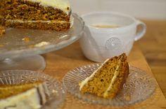 Mrkvovy dort (od syroovky)