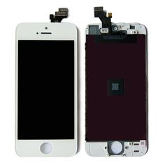 iPhone 5 LCD Assembly - White Color