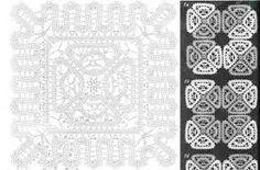 Картинки по запросу брюггское кружево схемы модели