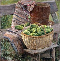 Изобразительное искусство СССР. Натюрморт... 5 - «Впечатления дороже знаний...»