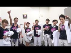 AAA / 「アシタノヒカリ」Trailer Movie - YouTube