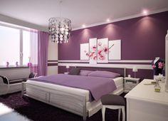 paredes-pintadas-violeta-dormitorio