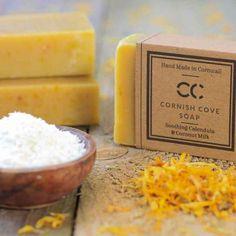 Cornish Cove Soap - Helford Haven Handmade Soap