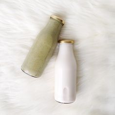 Smiths - almond milk & green probiotic smoothies