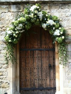 Possible archway for the church? doesn't have to be fixed - but this is nice if a standalone is created