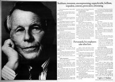 David Ogilvy and the Ogilvy culture