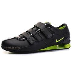 #Nike #sports Nike Air Max Shoes, Nike Mens Shoes Buy Nike Shox R3 3 Button Black Green 68