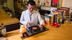 The Soundtrack to Tokyo's Hidden Record Bars by Kelly Thomas via PUNCH