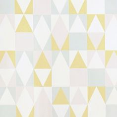 Pastel Geometric Wallpaper by Majvillan | Nubie