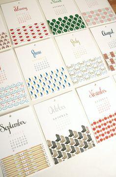 Items similar to 2012 Calendar on Etsy 2012 Calendar, Cute Calendar, Graphic Design Magazine, Magazine Design, Graph Design, Box Design, Packaging Design Inspiration, Graphic Design Inspiration, Calendar Design Template
