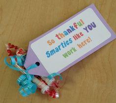 Year {Six}: Teacher Appreciation