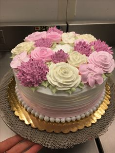 Nannys 85th birthday cake 85th birthday ideas Pinterest
