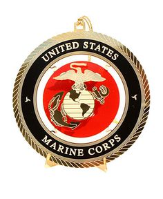 ChemArt Christmas Ornament, Marine Corps - Holiday Lane - Macy's Marines Logo, Us Marines, Marine Mom, Marine Corps, Military Branches, All Holidays, Usmc, Christmas Traditions, Armed Forces