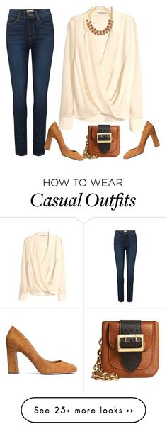 """Casual Friday"" by vero1307 on Polyvore featuring Paige Denim, Kenneth Jay Lane and Burberry"